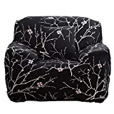 Tomtopp Art Spandex Stretch Slipcover Printed Sofa Furniture Cover (1 Seat)