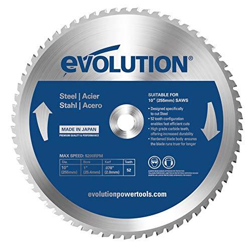 Evolution Power Tools-acero evoblade255acero