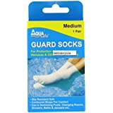 Aqua s r piscine latex chaussettes de natation anti for Verrue plantaire piscine