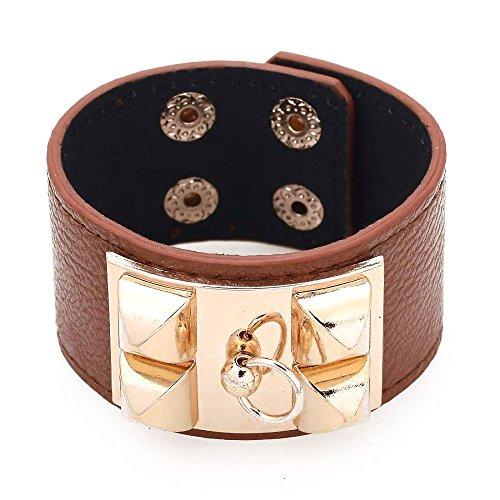 bracelet-cuir-manchette-fermoir-dore-kelly-en-cuir-marron