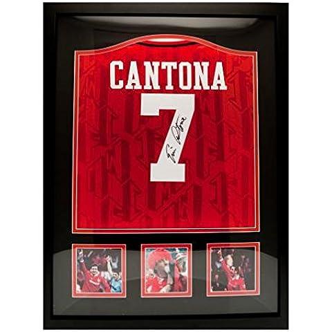 Manchester United F.C.–Cantona Firmato shirt