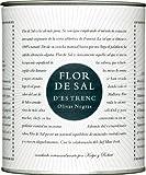 Gusto Mundial Flor de Sal Olivas Negras, 1er Pack (1 x 150 g