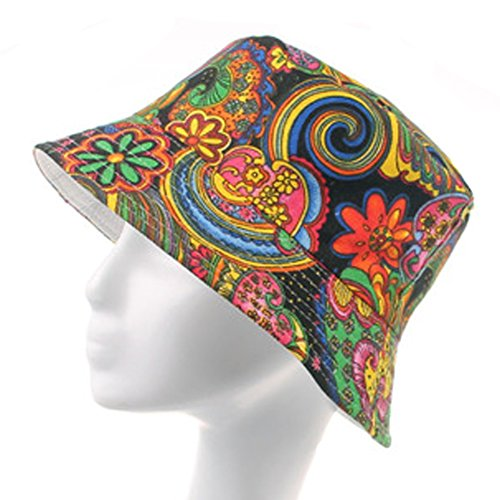 Plage Surker femmes Petite Floral Hat Sun Hat Freshman Hat 29