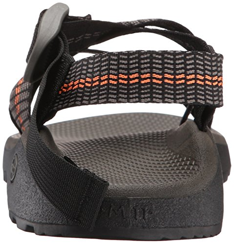 Chaco Mens Zcloud Sport Sandal Traffic Orange
