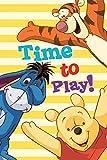 Disney WTP 12 T Winnie Puuh Kinder-Handtuch 40 x 60cm