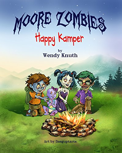 Moore Zombies: Happy Kamper (English Edition)