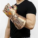CYCG Máscara de látex Marvel AvengersThanos Infinity Gauntlet