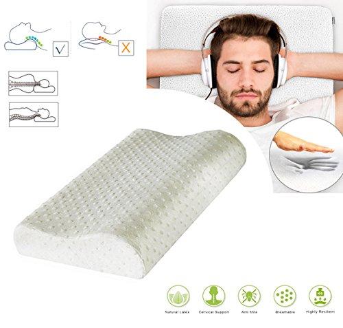 oreiller ergonomique bambou le classement des meilleurs de novembre 2018 zabeo. Black Bedroom Furniture Sets. Home Design Ideas