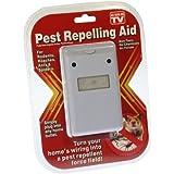 Repelente de insectos: roedores, cucarachas, arañas, hormigas… sin productos químicos PEST REPELLING AID