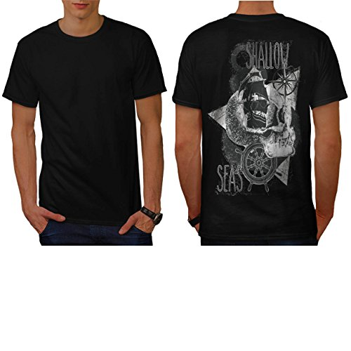 pirate-shallow-sea-ship-captain-men-new-black-l-t-shirt-back-wellcoda