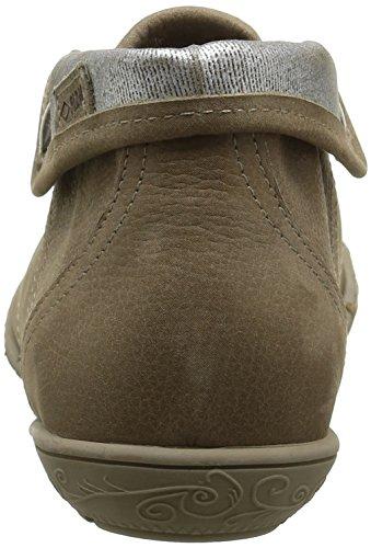 Pldm Di Palladio Gaetane Emb Damen Sneaker Beige (d95 Caribù / Capra)