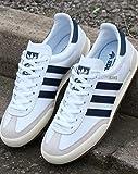 adidas Herren Jeans Gymnastikschuhe Weiß FTWR White/Collegiate Navy/Clear Brown, 42 2/3 EU