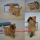 Lesser & Pavey stehend Cairn Terrier Ornament Figur Hund, rot