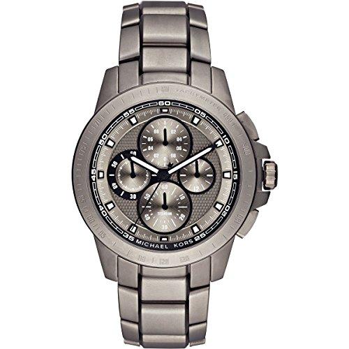 Reloj Cronógrafo para Hombre Michael Kors Titanium MK8530