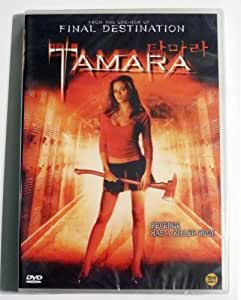 Tamara (2005) All Region DVD (Region 0,1,2,3,4,5,6). Starring Jenna Dewan, Katie Stuart, Chad Faust and Matthew Marsden.