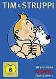 Tim & Struppi, Collection 1 [4 DVDs]