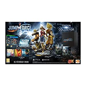 Jump Force – Collector's  Edition – [PlayStation 4]