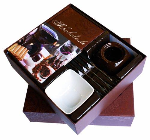 Fondue Set Schokolade