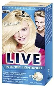 Schwarzkopf LIVE Color XXL 00B Max Blonde