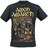 Photo de Amon Amarth Thor T-Shirt Manches courtes noir par Amon Amarth