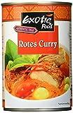Exotic Food Rote Currysauce Fix+Fertig