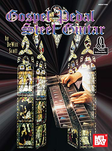 Gospel Pedal Steel Guitar (English Edition)