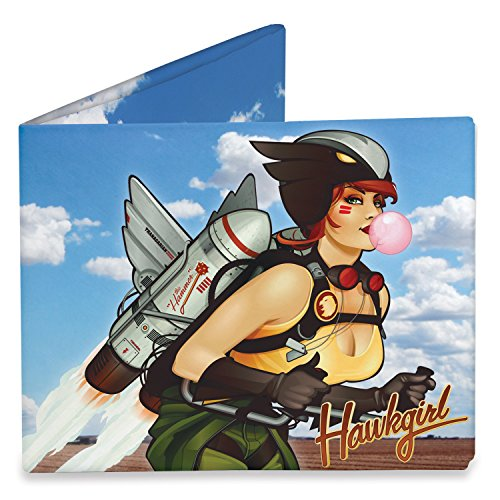Dynomighty Design DC Bombshells Hawkgirl Mighty Wallet (Dynomighty Design)