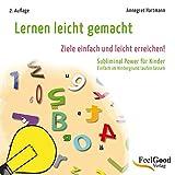 Lernen, leicht gemacht! Subliminal-Hörbuch für Kinder