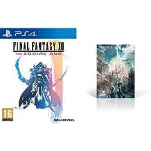 Final Fantasy XII: The Zodiac Age - Edizione Day One + Poster Esclusiva Amazon - PlayStation 4