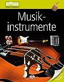 memo Wissen entdecken. Musikinstrumente: Das Buch mit Poster!