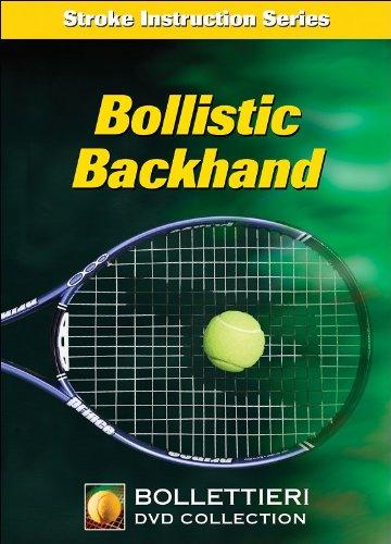Bollistic Backhand DVD (Nick Bollettieri's Stroke Instruction Series) por Bollettieri Inc.