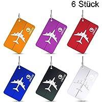 Travel wallet, UWILD ® gratuito di viaggio dei bagagli tasca tag per i viaggi-o lo sport / protezione del passaporto, denaro e carta di credito