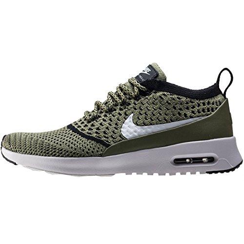 Sport scarpe per le donne, colore Verde , marca NIKE, modello Sport Scarpe Per Le Donne NIKE AIR MAX THEA ULTRA FK Verde Green