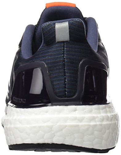 adidas Supernova M, chaussure de sport homme Gris (Midnight Grey/Silver Metallic/Collegiate Navy)