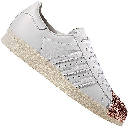 Adidas Superstar 80's 3d Metal Toe Damen Sneaker Weiß