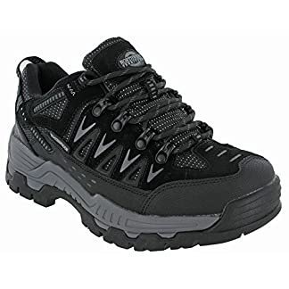Northwest Waterproof Hiking Shoes Walking Piers Low Cut Trainers 8