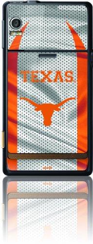 Skinit Schutzfolie für Droid - University of Texas - Austin Away Jersey University Of Texas-jersey