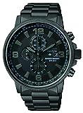 Citizen Mens Eco-Drive Nighthawk Watch CA0295-58E