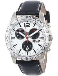 Golana Terra Pro Swiss Made All Terrain Chronograph Mens Watch TE200.3