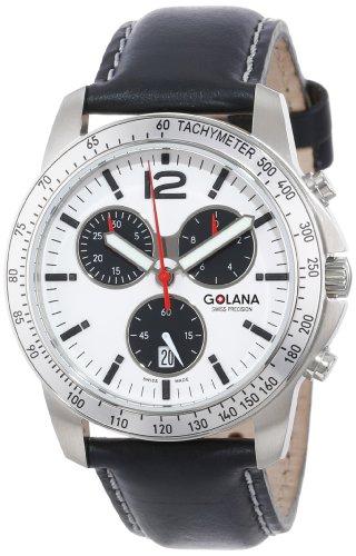 Golana Terra Pro Swiss Made TE200.3 - Cronografo da uomo