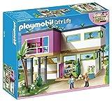 PLAYMOBIL Modern Luxury Mansion Play Set by Playmobil - Cranbury