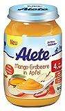Alete Mango-Erdbeere in Apfel