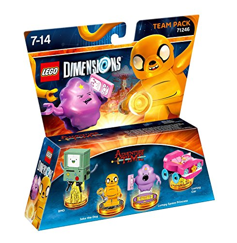 Lego LEGO Dimensions - TEAM PACK Adventure TIME Hybrid Toy