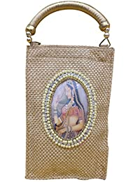 Ratnatraya Women's Mobile(Pouch) Bags To Carry Cell Phone   Gift Items For Wedding, Birthday