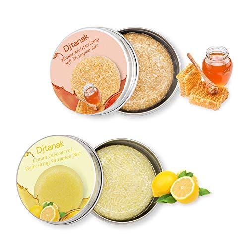 Haar Shampoo Bar, Zitrone und Honig - 10,99 €