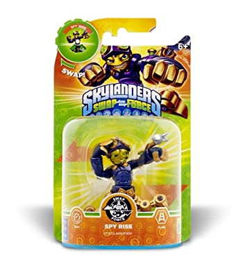 Skylanders Swap Force - Swappable Character Pack - Spy Rise (PS4/Xbox 360/PS3/Nintendo Wii/3DS) by Activision