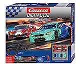 Carrera-Digital 132 Circuito de Coches GT Race Stars de 7.3 m, Escala 1:32, Multicolor (20030005)