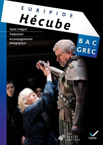 Oeuvre complète Grec Tle éd. 2011 - Euripide, Hécube