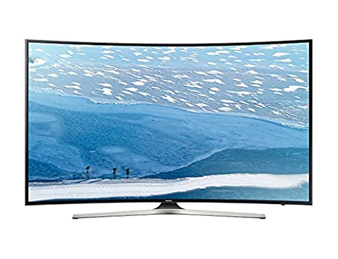 Samsung Fernseher UE49KU6170 ULTRA HD CURVED 49