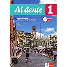 Al dente 1 (A1): Internationale Ausgabe. Libro dello studente + esercizi + CD + DVD